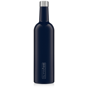 BRUMATE WINESULATOR INSULATED WINE  CANTEEN | NAVY BLUE