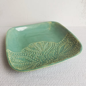 Prodigal Pottery Square Bowl