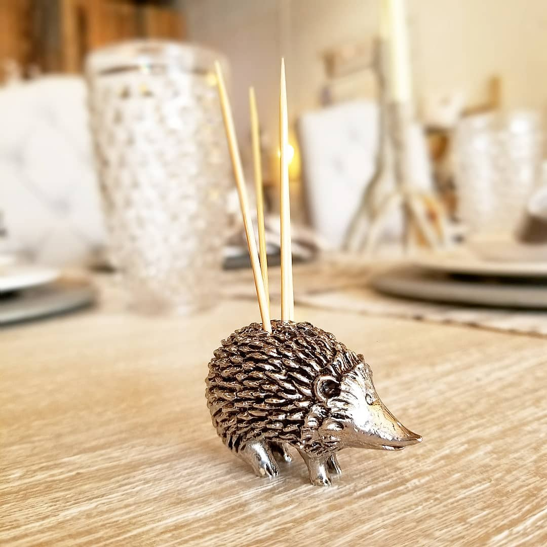 Pewter Hedgehog