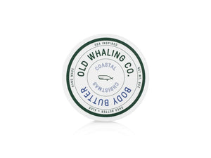 Coastal Christmas Old Whaling Body Butter