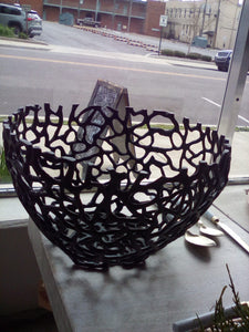 metal accent bowl HA886.BK