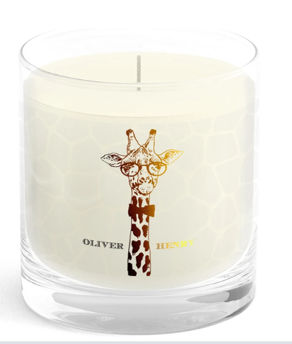 Oliver Henry Holiday Candle