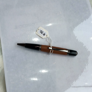 Jeff's Red Cedar Pen #1036