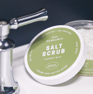 Old Whaling Salt Scrub