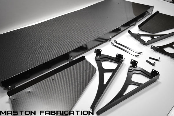 EVO 8/9 Drag Wing (CARBON FIBER)