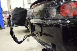 Honda S2000 Weld on Chute Mount