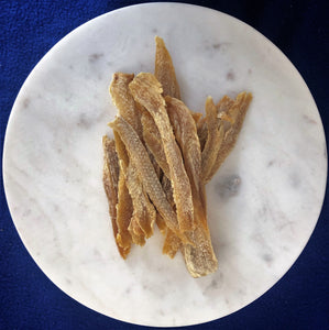 Fish jerky - dog treats - cat treats