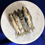 Dehydrated sardines for dogs
