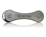 Valtcan Titanium Key Holder Wishbone Exclusive Stonewash Finish