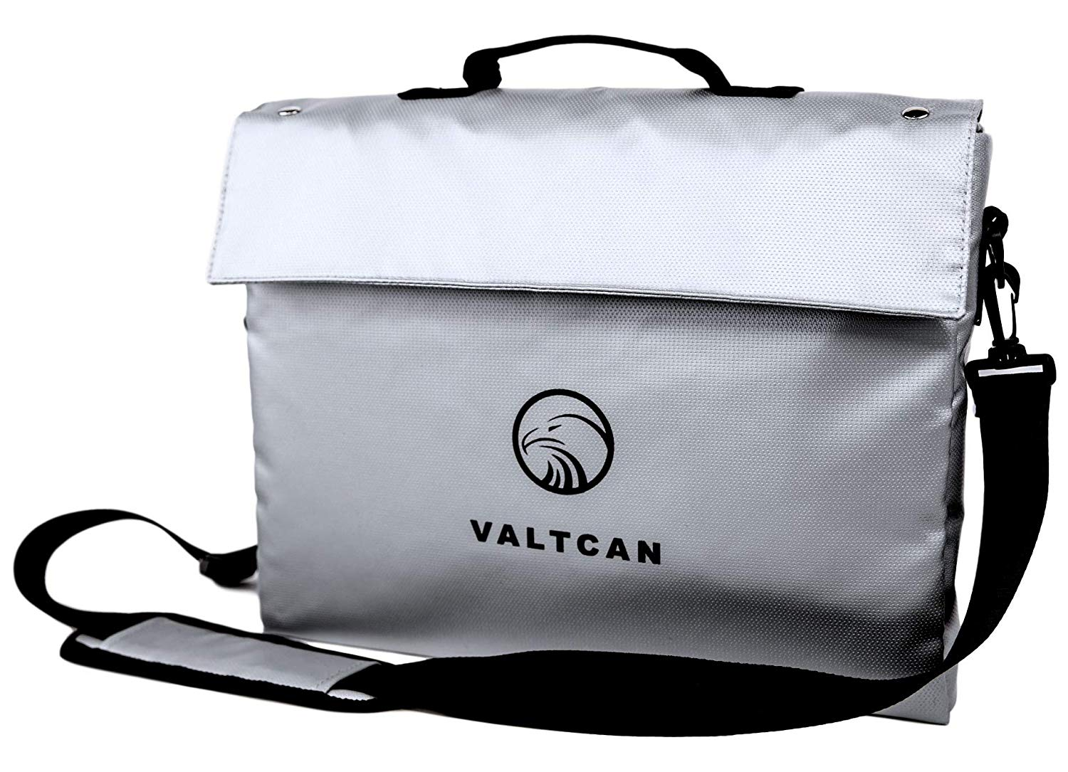 Valtcan Fireproof Document Money Bag 15 x 11 x 3.5 In