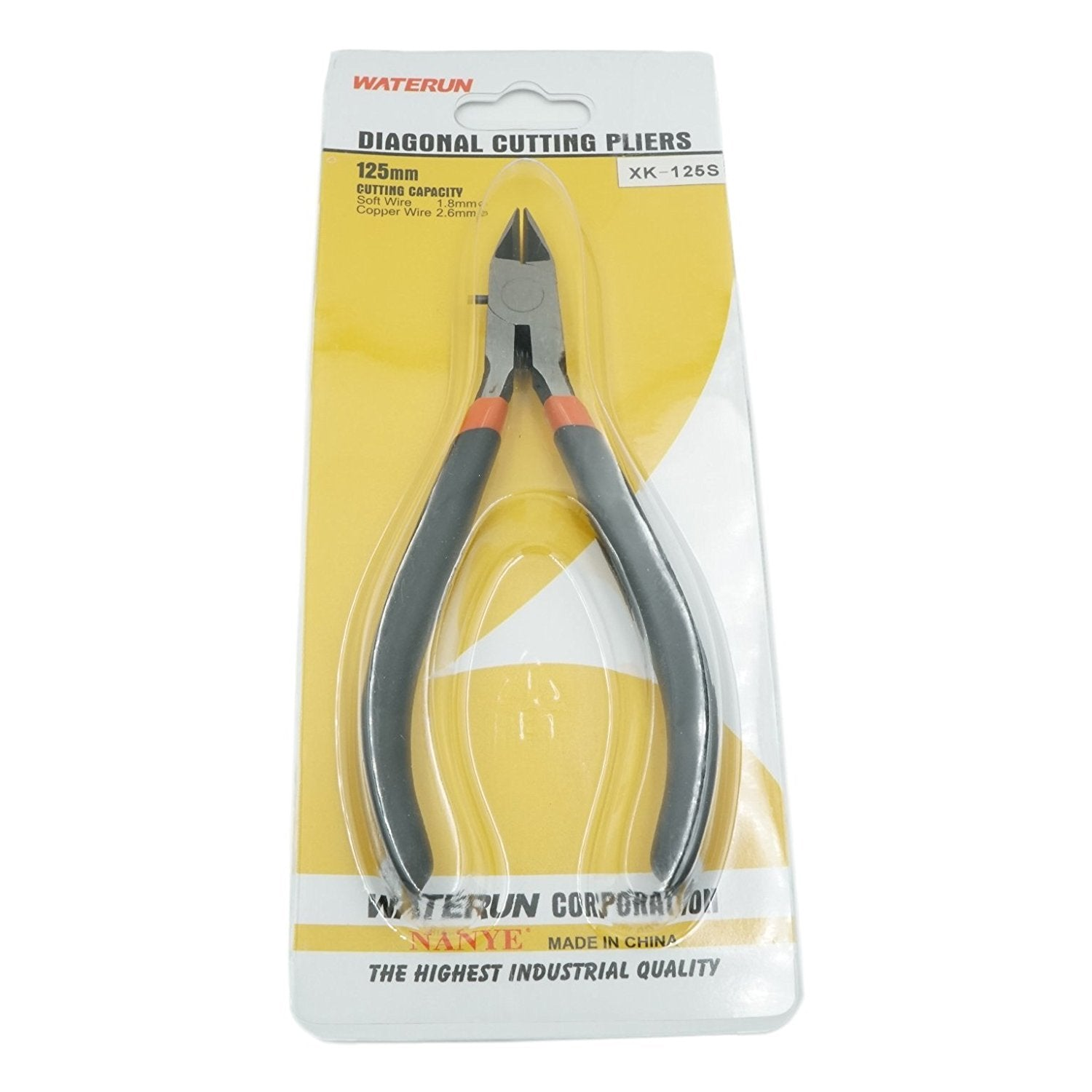 Valtcan One Pull Sprue Cutter Nippers Pointed