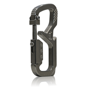 Valtcan Titanium Bolt Carabiner Key Chain Holder CyberCarabiner Pre Order - Ships Feb-March  2020