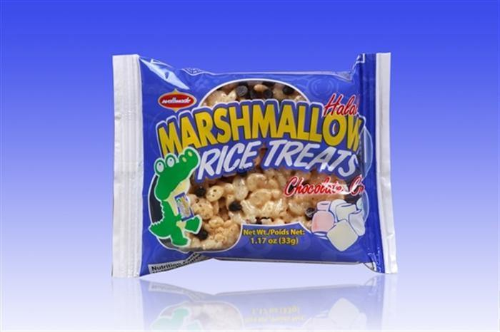 Marshmallow Rice Treats