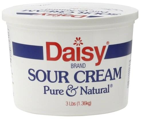 Daisy Sour Cream-Grocery-MOVE HALAL