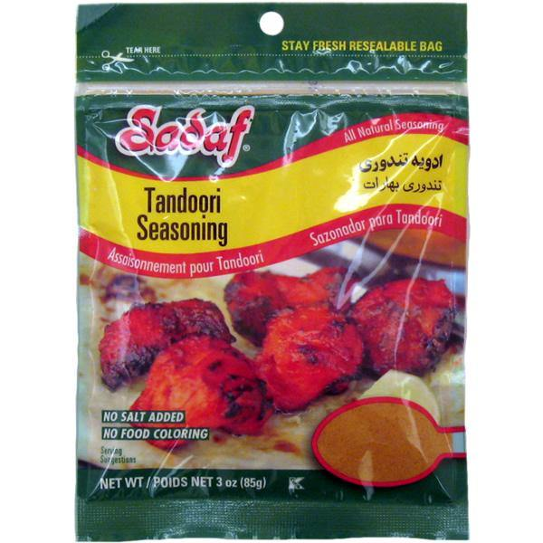 Sadaf Tandoori Seasoning 3 oz.