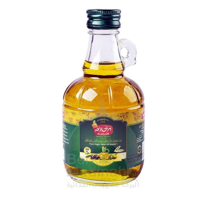 Pure Virgin Olive Oil (Alahlam)-MOVE HALAL