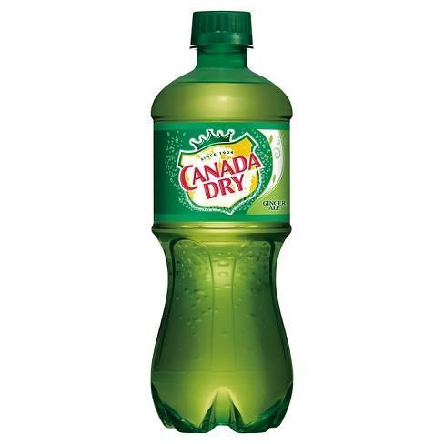 Canada Dry Ginger Ale-Drinks-MOVE HALAL