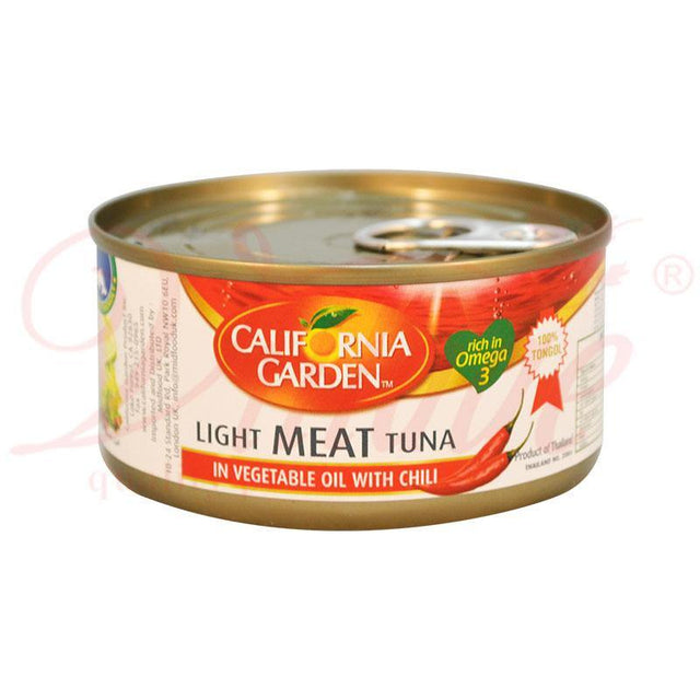 Califonia Garden light meat tuna