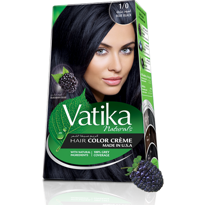Vatika Naturals Hair Color Blue Black