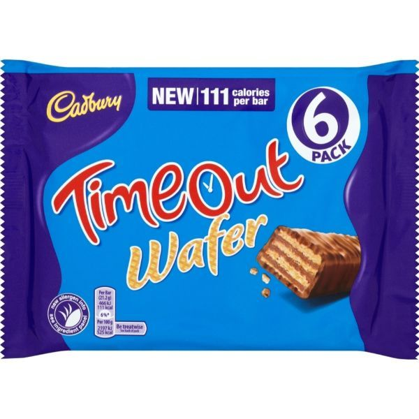 Timeout Wafer 6 Pack