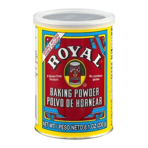 Royal, Baking Powder