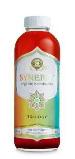 Synergy, Enlightened, Organic And Raw Gt's Trilogy Kombucha