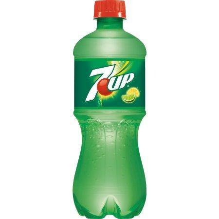7UP soda drink