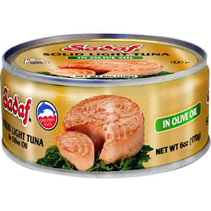 Sadaf Solid Light Tuna in Olive Oil-Grocery-MOVE HALAL