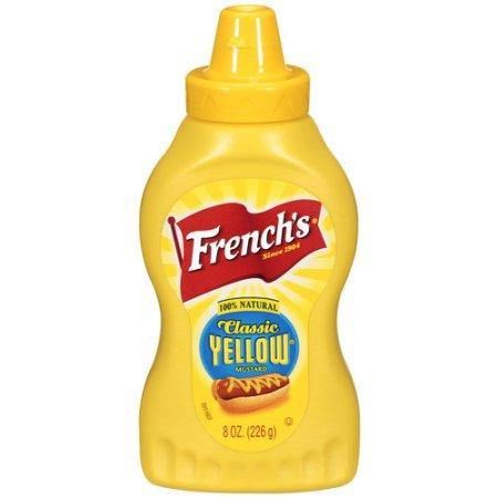 French's, Classic Yellow Mustard