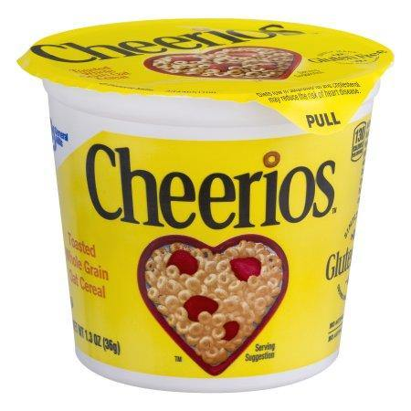 Cheerios Cereal Cup-MOVE HALAL