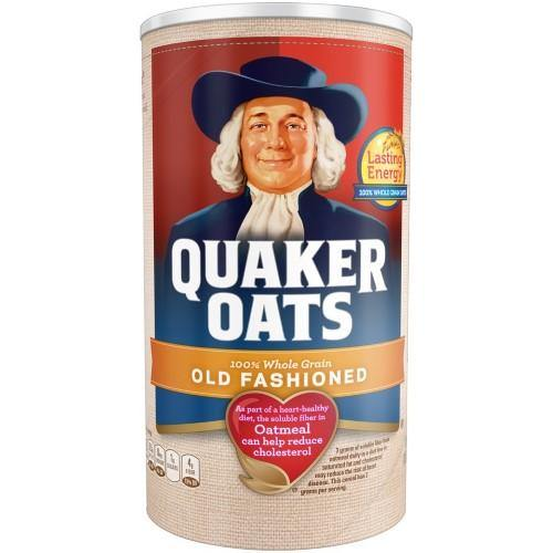 Quaker Old Fashioned Rolled Oats - 18oz