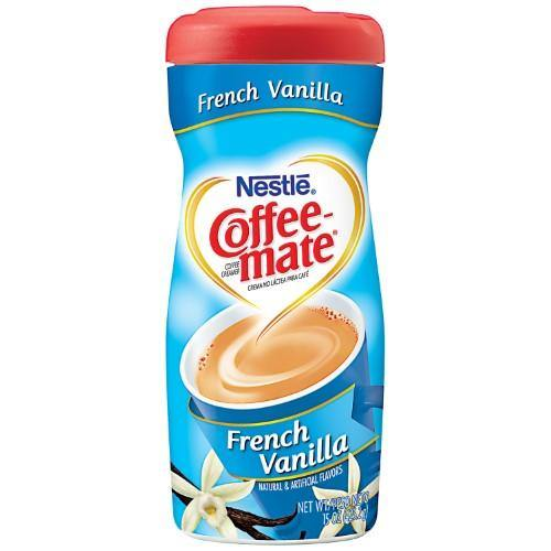 Nestle Coffeemate Coffee : French Vanilla