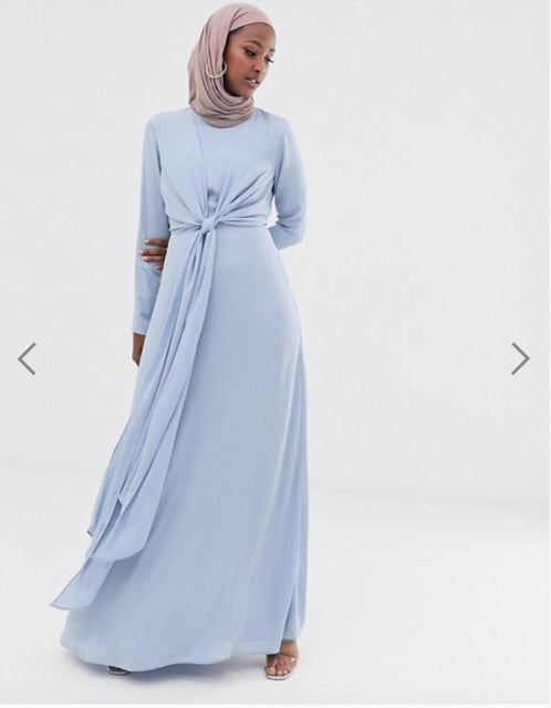 Asos Design maxi dress-Clothing-MOVE HALAL