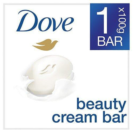 Dove Cream Bar Soap White 100g/3.5 oz