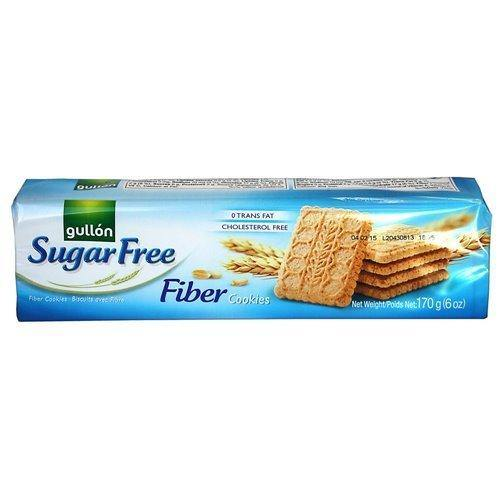 Gullon, Sugar Free Social Biscuits