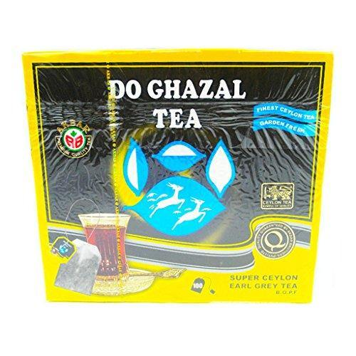 Do Ghazal Teabags (100 Teabags)-MOVE HALAL