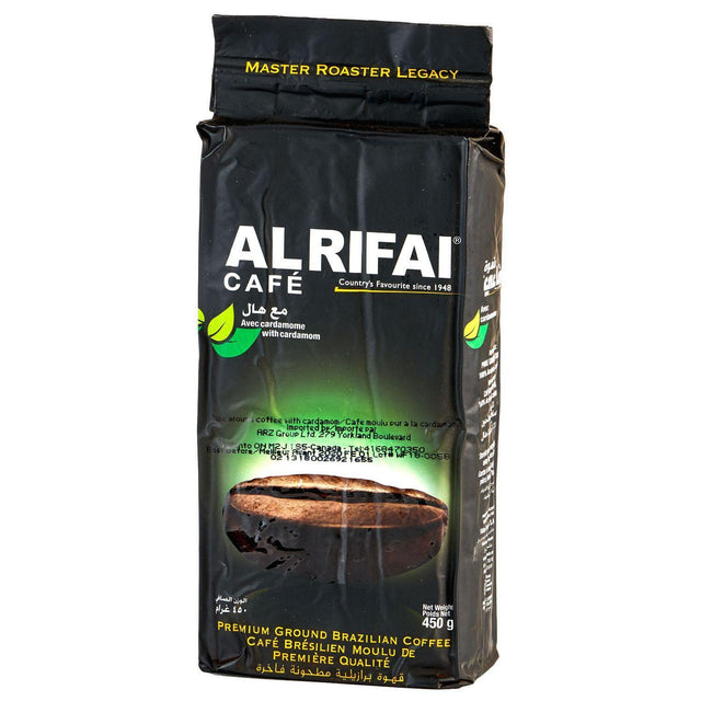 ALRIFAI Pure Ground Coffee with Cardamom-Tea-MOVE HALAL