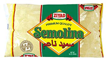 Ziyad Wheat Semolina ‏سميد ناعم