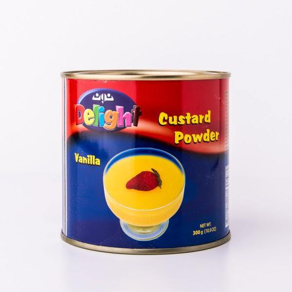 Delight Vanilla Custard Powder