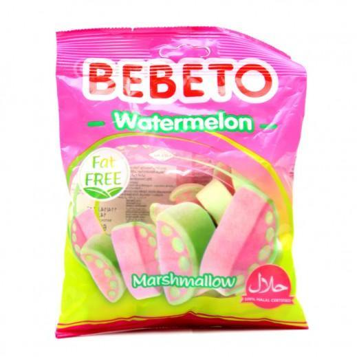 Beebto watermellon Halal Marshmallow-Snacks-MOVE HALAL