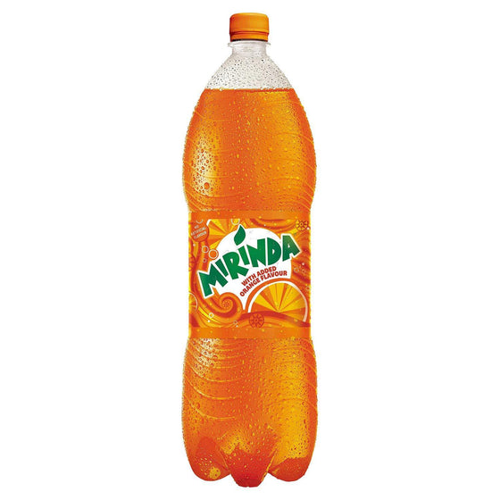 Mirinda - Flavour Soft drink-MOVE HALAL