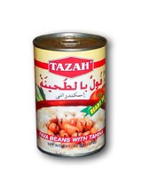 Tazah White Beans Ready to Eat