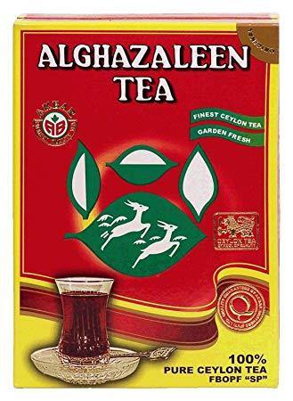 Alghazaleen Tea, 100% pure ceylon tea