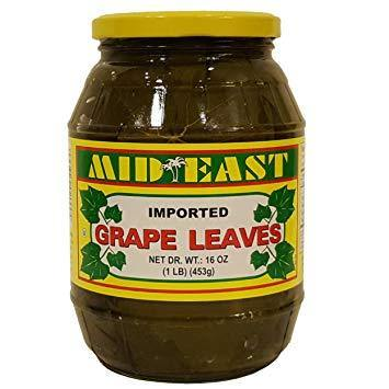 Mid East Grape Leaves
