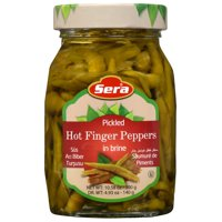 Sera Pickled Hot Finger Peppers