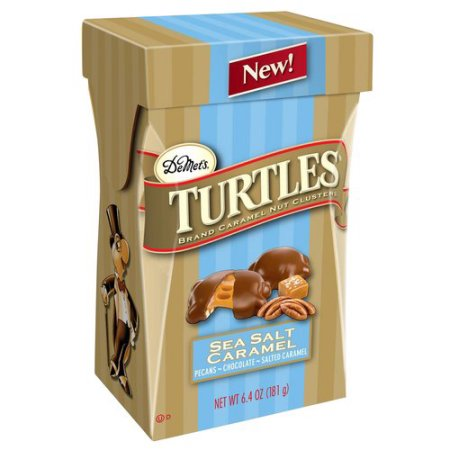 Turtles Sea Salt Caramel
