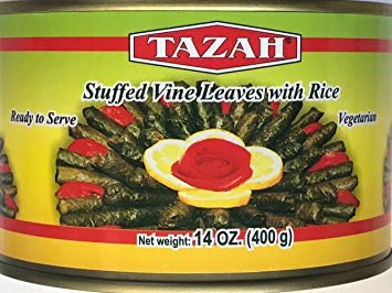 Tazah Grape Leaves Dolma-MOVE HALAL