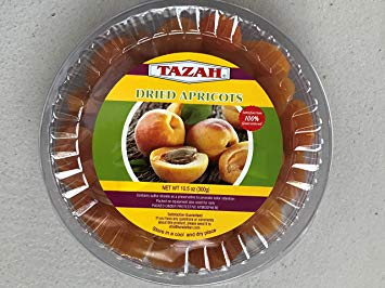 Tazah Dried Apricots