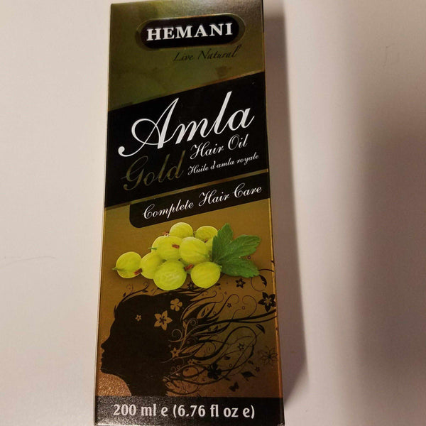 Hemani Amla Hair Oil Gold