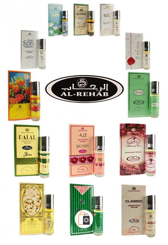Al-Rehab Attar Oil